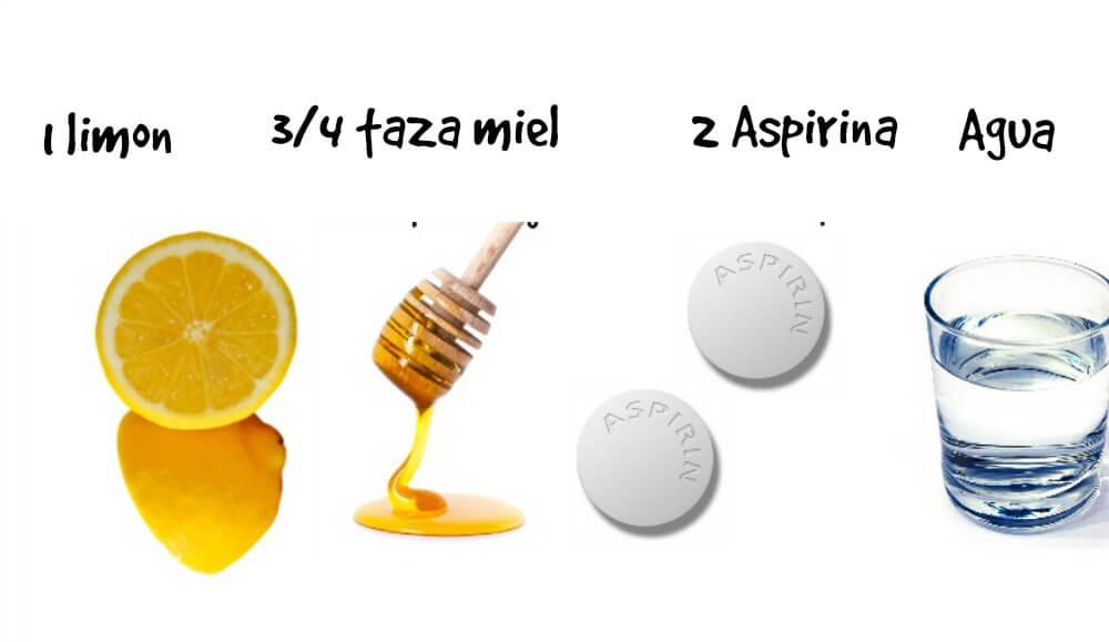 ingredientes para peel facial casero