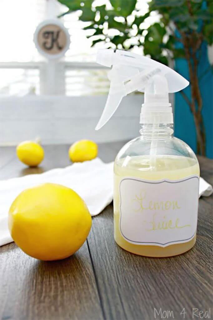 limon para manchas de axila