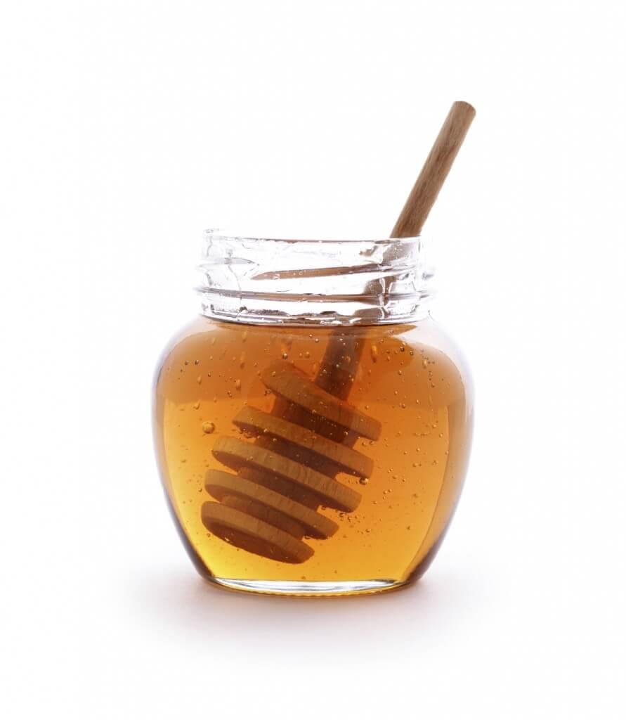 miel en jarro