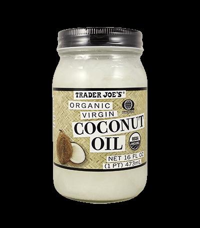 trader joe aceite de coco