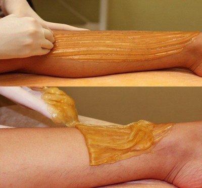 Como hacer cera casera para depilar piernas