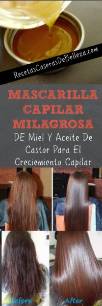 Mascarilla Capilar Hidratante
