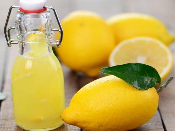 tonico de limon