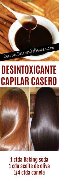 Desintoxicante Capilar Casero