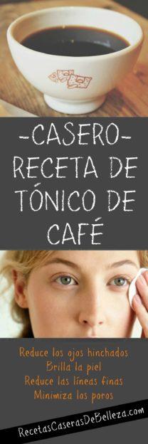 Tónico Casero de Café