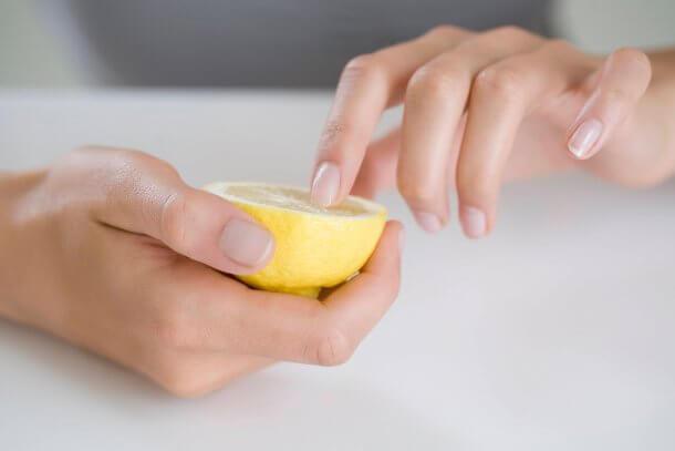 limon para unas