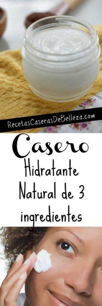 Hidratante Casero