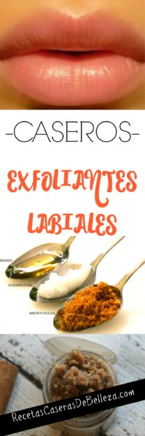 EXFOLIANTES LABIALES