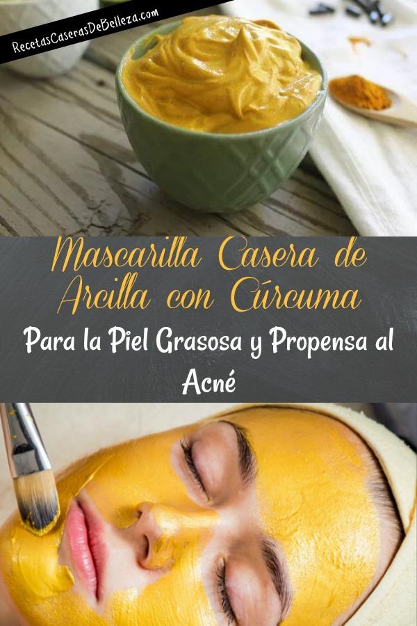 Mascarilla Casera de Arcilla