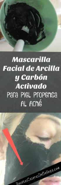 Mascarilla Facial de Arcilla