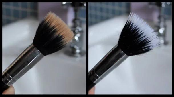 Como Limpiar Las Brochas de MaquillajeDe La Forma Correcta