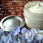 Crema de Afeitar Casera de Coco Con Extracto De Vainilla