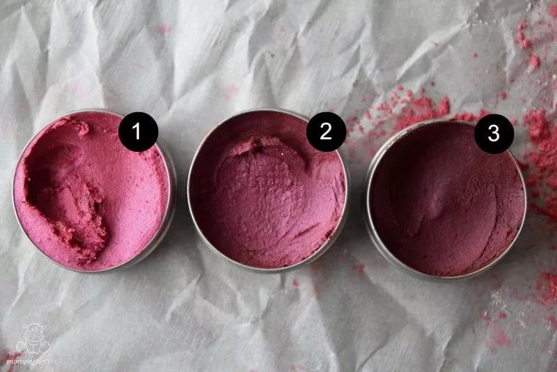 Rubor Cremoso Casero Para Unas Mejillas Con Apariencia Rosa Natural