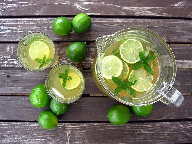 Receta Casera De Bebida Para Eliminar la Grasa