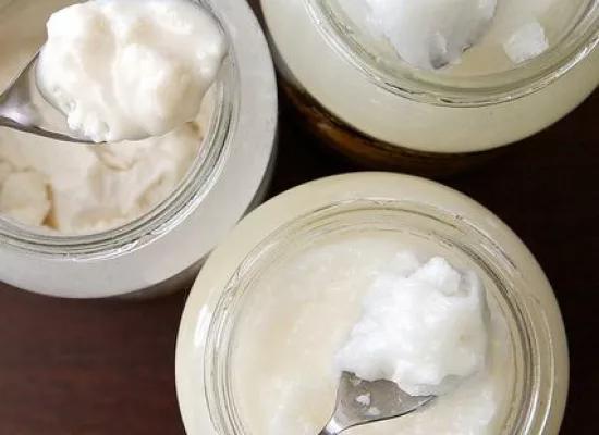 Crema Casera Natural para Arrugas