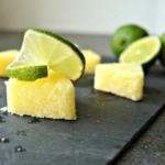 Terrones Exfoliantes de Azúcar Caseros Key Lime Pie