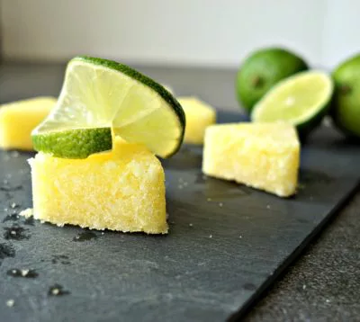 torrones de key lime pie