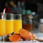 Bebida Casera De Cúrcuma De Estimulación Inmunológico