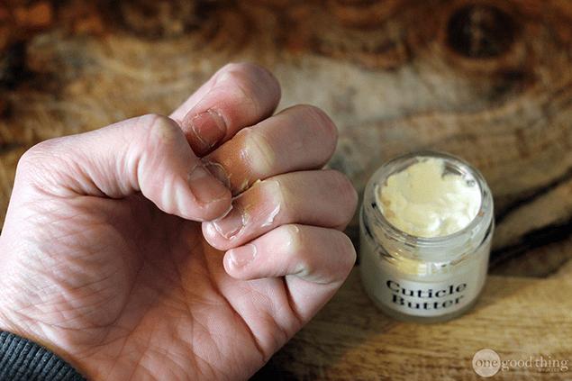 crema de cuticulas