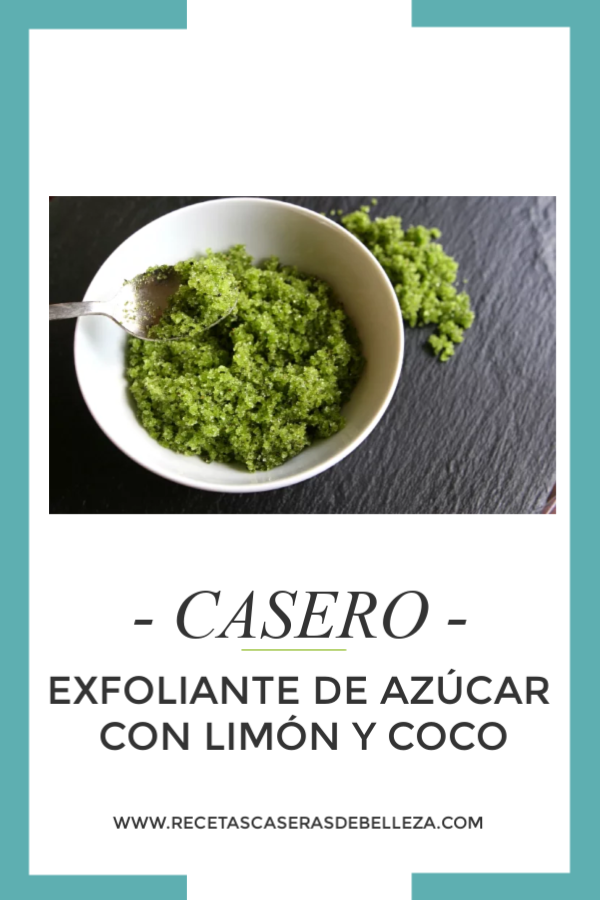 Exfoliante Casero