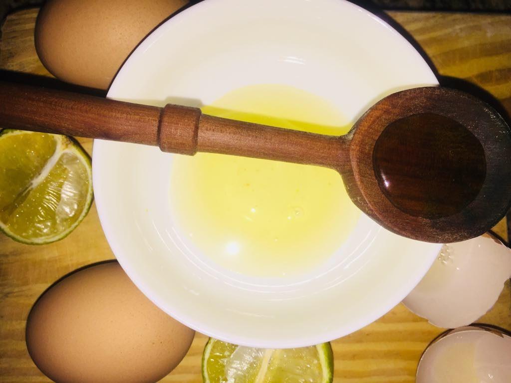 limon y huevo