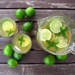 Receta De Té Quemador De Grasa Con Limón Y Menta