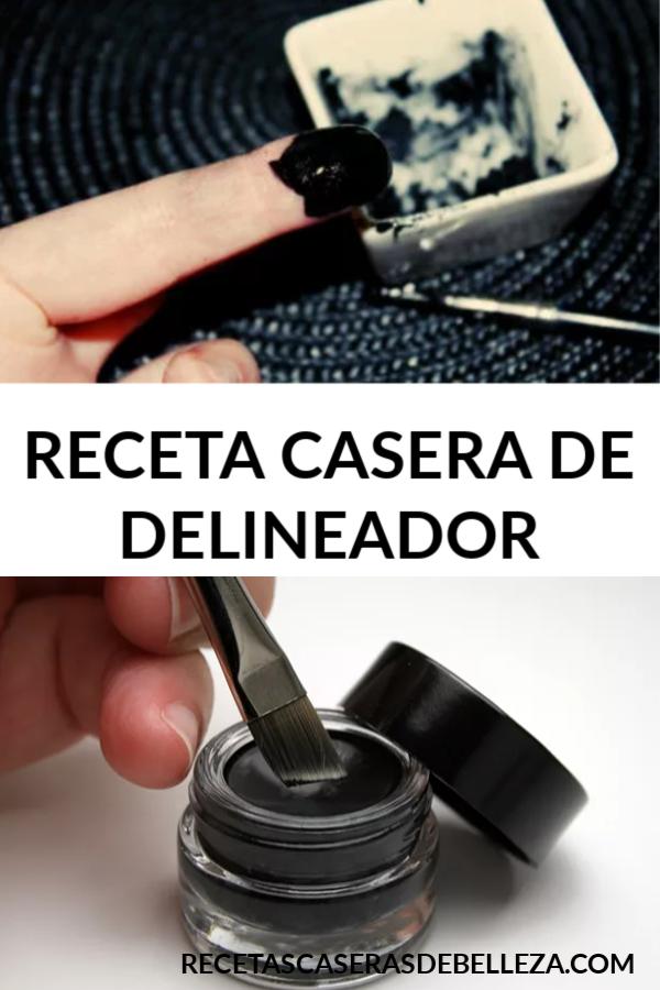 Delineador Casero