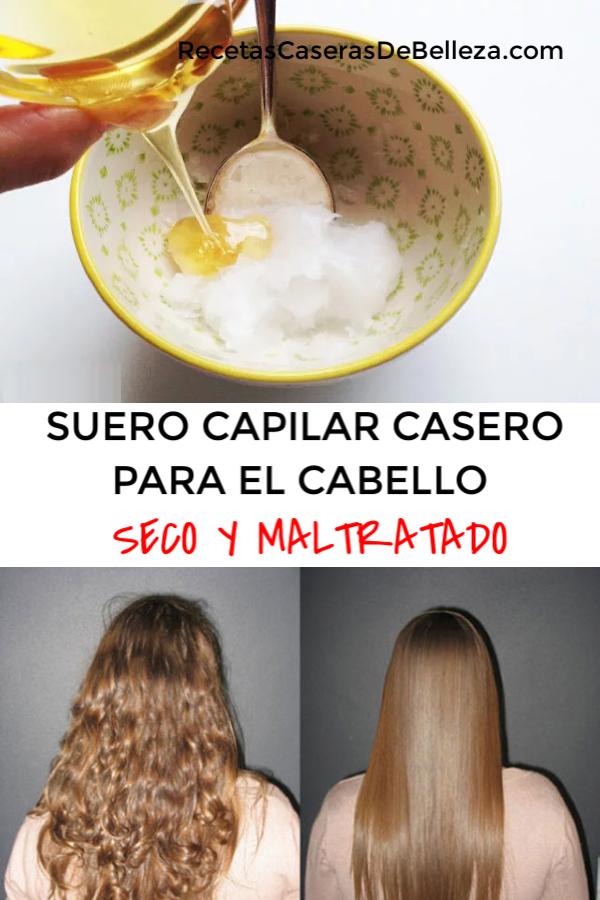 SUERO CAPILAR CASERO
