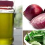 Aceite Capilar Casero De Cebolla Para El Crecimiento Saludable De Tu Cabello