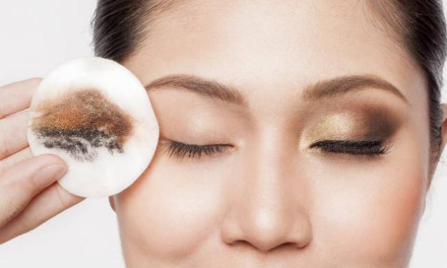 Removedor De Maquillaje Para Ojos Casero