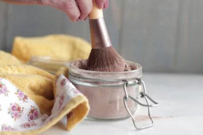 receta de base en polvo