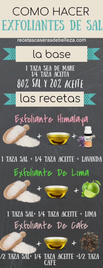 Exfoliantes De Sal