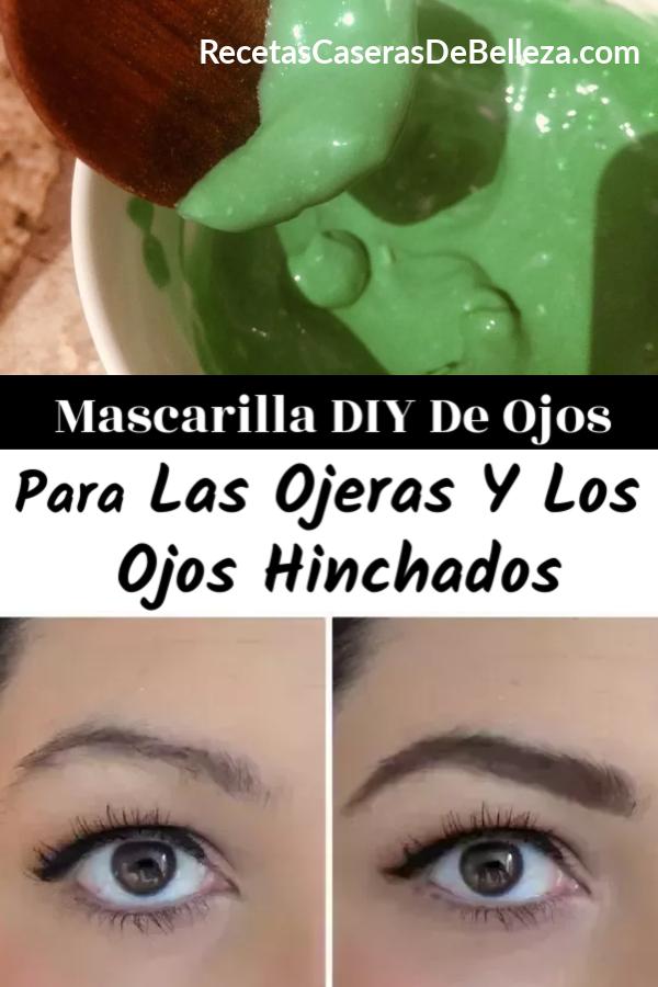 Mascarilla DIY De Ojos