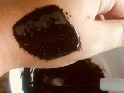 mascarilla facial de cocoa