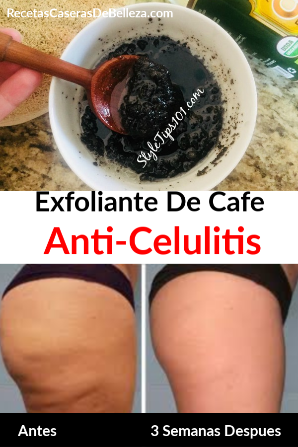 Exfoliante de Café Casero