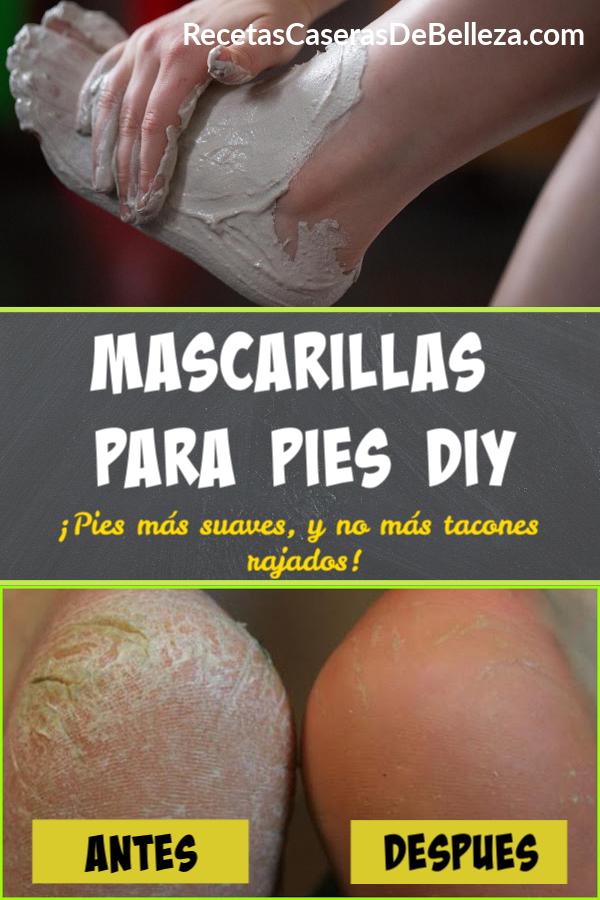 Mascarilla DIY Para Pies