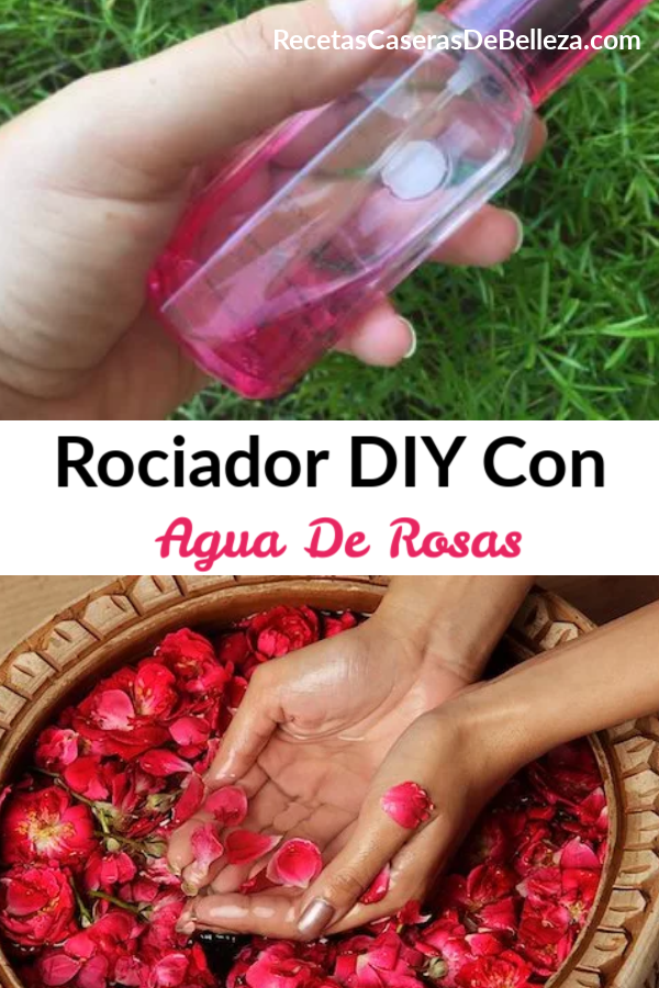 Rociador DIY