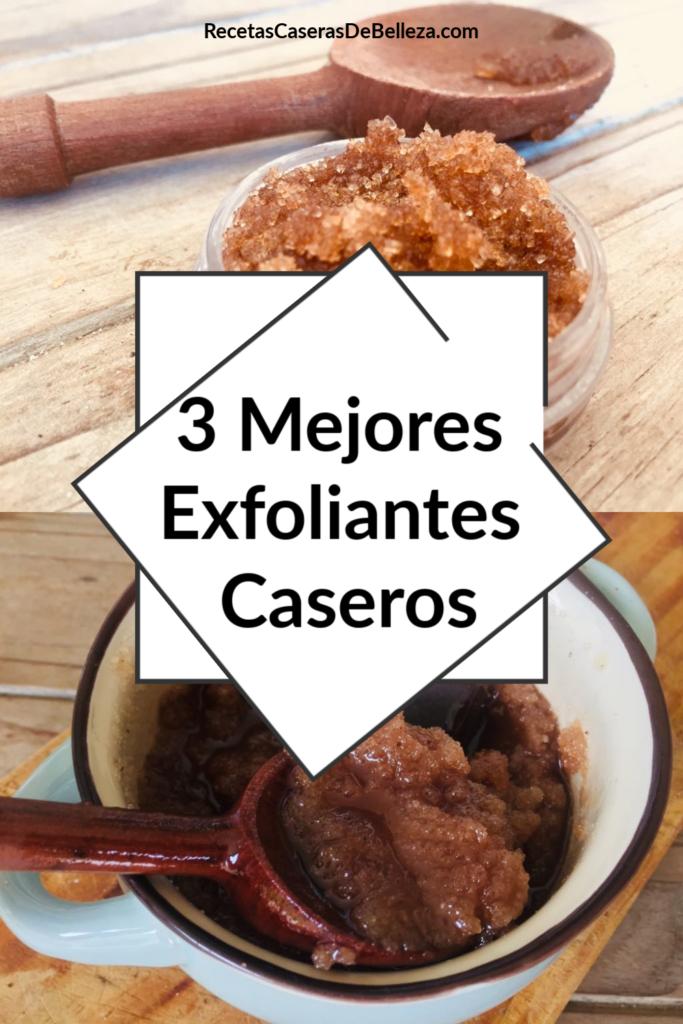Mejores Exfoliantes Caseros