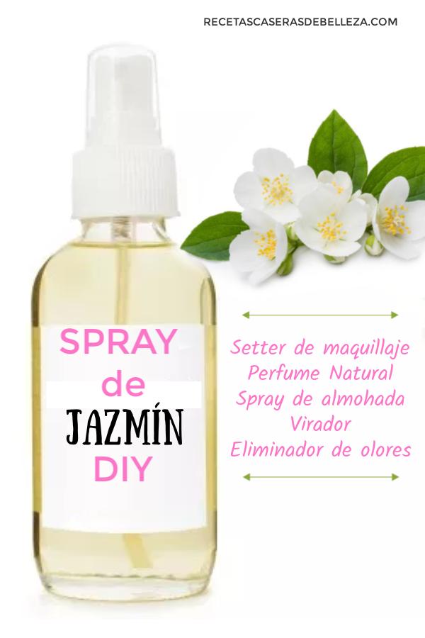 Spray De Jazmín DIY