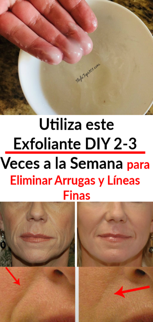Exfoliante Facial Antienvejecimiento
